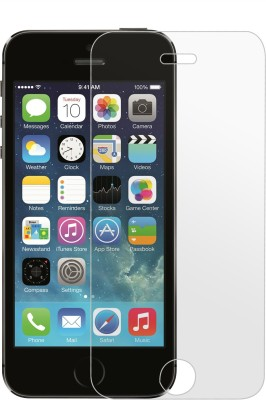 Kshitij Tempered Glass Guard for Apple iPhone 5s(Pack of 1)