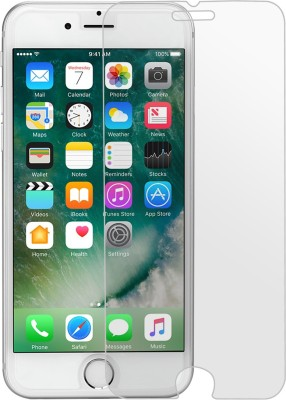 Kshitij Tempered Glass Guard for Apple iPhone 6(Pack of 1)