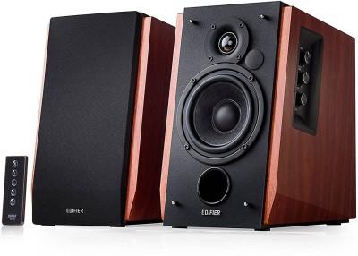 Edifier R 1700 BT 66 W Bluetooth Home Theatre(Brown /Black, 2.0 Channel)
