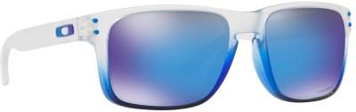 Oakley HOLBROOK Retro Square Sunglass(Blue)