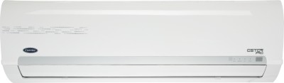Carrier 2 Ton 2 Star BEE Rating 2018 Split AC  - White(24K ESTER PRO��- 2 STAR/CAS24ER2N8F0, Copper Condenser)