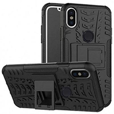 Sciforce Bumper Case for Mi Redmi Note 5 Pro Black