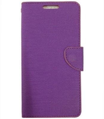SVENMAR Flip Cover for Samsung Galaxy J7 Prime PURPLE