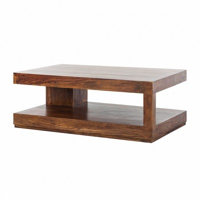 Perfect Homes by Flipkart Eclipse Glass Coffee Table(Finish Color - Glass)