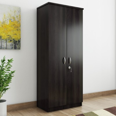 Crystal Furnitech Engineered Wood Cupboard(Finish Color - Wenge)