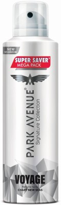 Park Avenue Signature Collection - Voyage Perfume Body Spray  -  For Men(235 ml)