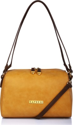 ef03d40c652 20% OFF on Caprese Sling Bag(Yellow) on Flipkart