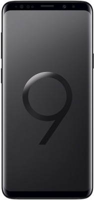 Samsung Galaxy S9 Plus (Samsung G965FH) 256GB 6GB RAM Midnight Black Mobile