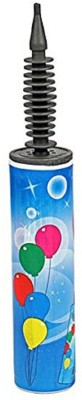 Arvel Foil Balloons / Balloons Hand Pump Easy to Fill Air Balloon Pump(Blue)  available at flipkart for Rs.145
