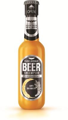 Park Avenue Anti Dandruff Beer Shampoo For Men, 180 ML