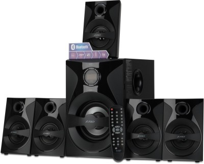 F&D F 3800X 80 W Bluetooth Home Theatre(Black, 5.1 Channel)