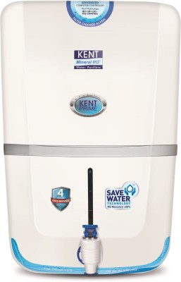 Kent Prime 9L RO+UV+UF With TDS Controller Water Purifier