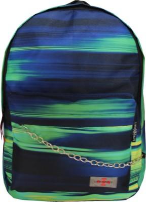 Damit DB02 15 L Backpack Green, Blue