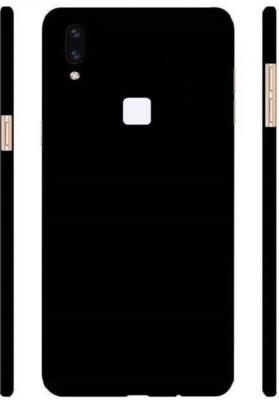 Monogamy Back Cover for Mi Redmi Note 5 Pro Black