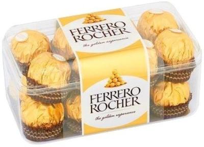 Ferrero Rocher 16pcboxferrero Truffles(2 x 200 g)