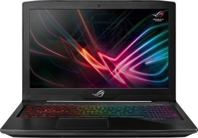 Asus ROG Strix Edition Core i7 8th Gen - (16 GB/1 TB HDD/256 GB SSD/Windows 10 Home/4 GB Graphics) GL503GE-EN038T Gaming Laptop(15.6 inch, Black Metal, 2.6 kg)