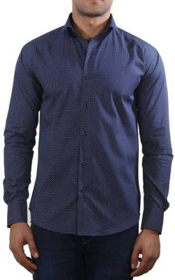 Sunshiny Men's Printed Casual Shirt