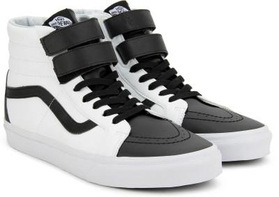 107df2a642e 30% OFF on Vans SK8-Hi Reissue V Mid Sneakers For Men(Black