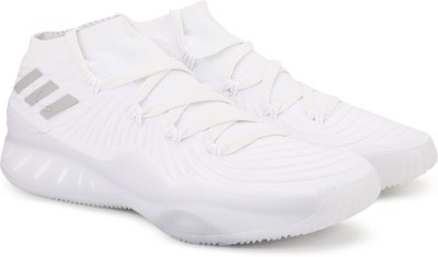 best sneakers 43db9 d89a8 37% OFF on ADIDAS CRAZY EXPLOSIVE LOW 2017 PK Basketball Shoes For Men(White)  on Flipkart  PaisaWapas.com