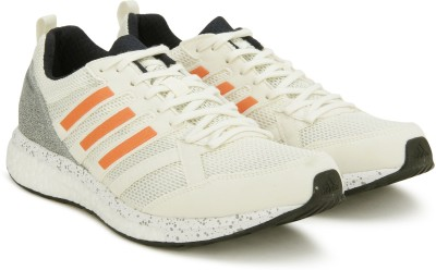 new style 2b282 eae89 ADIDAS ADIZERO TEMPO 9 M Running Shoes For Men(Off White)