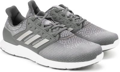 adidas solyx m scarpe da corsa per gli uomini (grey)