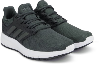 competitive price 70661 2154a 35% OFF on ADIDAS ENERGY CLOUD 2 M Running Shoes For Men(Grey, Black) on  Flipkart  PaisaWapas.com