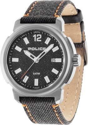 Police PL14797JSU61  Analog Watch For Men