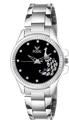Fogg 4044-BK Modish Analog Watch For Women