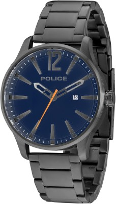 Police PL14764JSU03M  Analog Watch For Men
