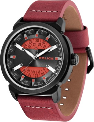 Police PL14544JSB02  Analog Watch For Men