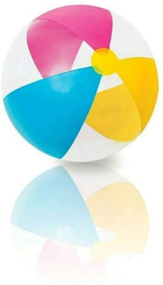 skky bell kids colorfull Print 20 inch Inflatable Beach Ball ( Colors And Design May Vary ) Inflatable Ball(Multicolor)  available at flipkart for Rs.299