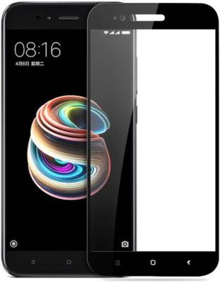VaiMi Tempered Glass Guard for Samsung Galaxy C7 Pro (Full Glue, No Rainbow Shadow)
