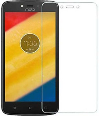 Maxpro Tempered Glass Guard for Motorola Moto C(Pack of 1)