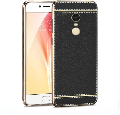 Excelsior Back Cover for Mi Redmi Note 4 Black
