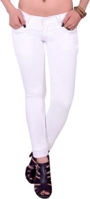 Nifty Slim Women White Jeans