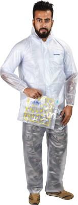 New Era Solid Men & Women Raincoat