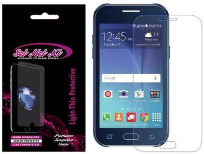 SEI HEI KI Tempered Glass Guard for Samsung Galaxy J1 Ace