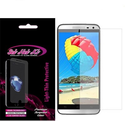 SEI HEI KI Tempered Glass Guard for Micromax Canvas Juice 2 AQ5001