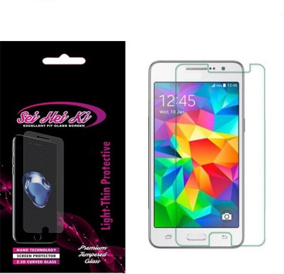 Tecozo Tempered Glass Guard for Samsung Galaxy Grand Prime(Pack of 1)