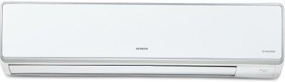 View Hitachi 1.5 Ton 4 Star BEE Rating 2018 Inverter AC  - White(RSH/ESH/CSH-417HBEA, Copper Condenser)  Price Online