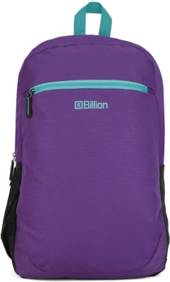 Billion HiStorage 34 L Backpack Purple, Black