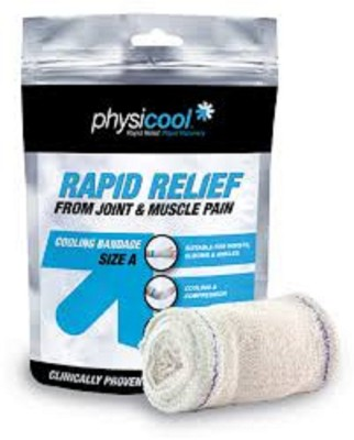 Physicool Size A Bandage- Ankle, Knee , Wrist Bandage Protector(Adult Hand)