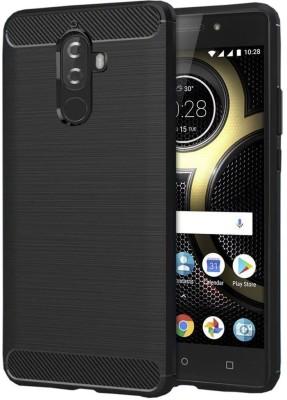 S-Softline Back Cover for Lenovo K8 Note(Black, Flexible Case) Flipkart