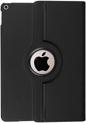 Cover Alive Book Cover for Apple Ipad New 9.7 (2017)(Black, Artificial Leather)