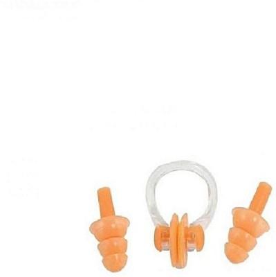 Kamni Sports orange ear nad plugs Ear Plug & Nose Clip(Orange)