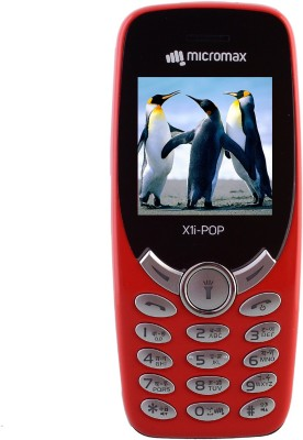 Micromax X1i Pop   Red
