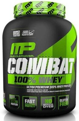 MusclePharm Combat 100% Whey Whey Protein (2269 g, Milk Chocolate)