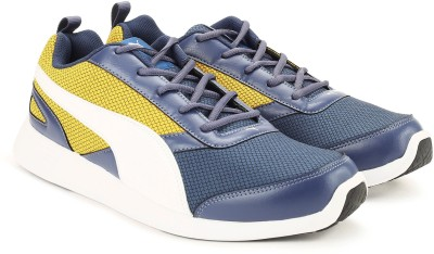 cc01ba840c8 Buy Puma Fettle Mesh IDP Running Shoes For Men(Multicolor) on Flipkart