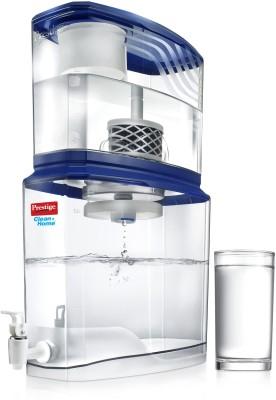 Prestige Clean Home Water Purifier PSWP 3.0 10 L Gravity Based Water Purifier(Blue)