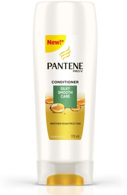Pantene Silky Smooth Care Conditioner 175ml